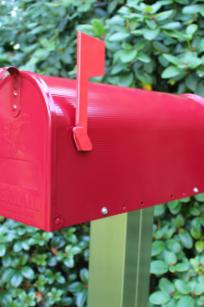 us mailbox rood 1