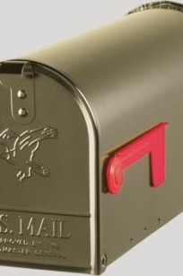 mailbox elite brons