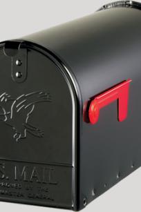 Original US-Mailbox Elite T-2