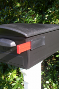 US-Mailbox Mailsafe gesloten